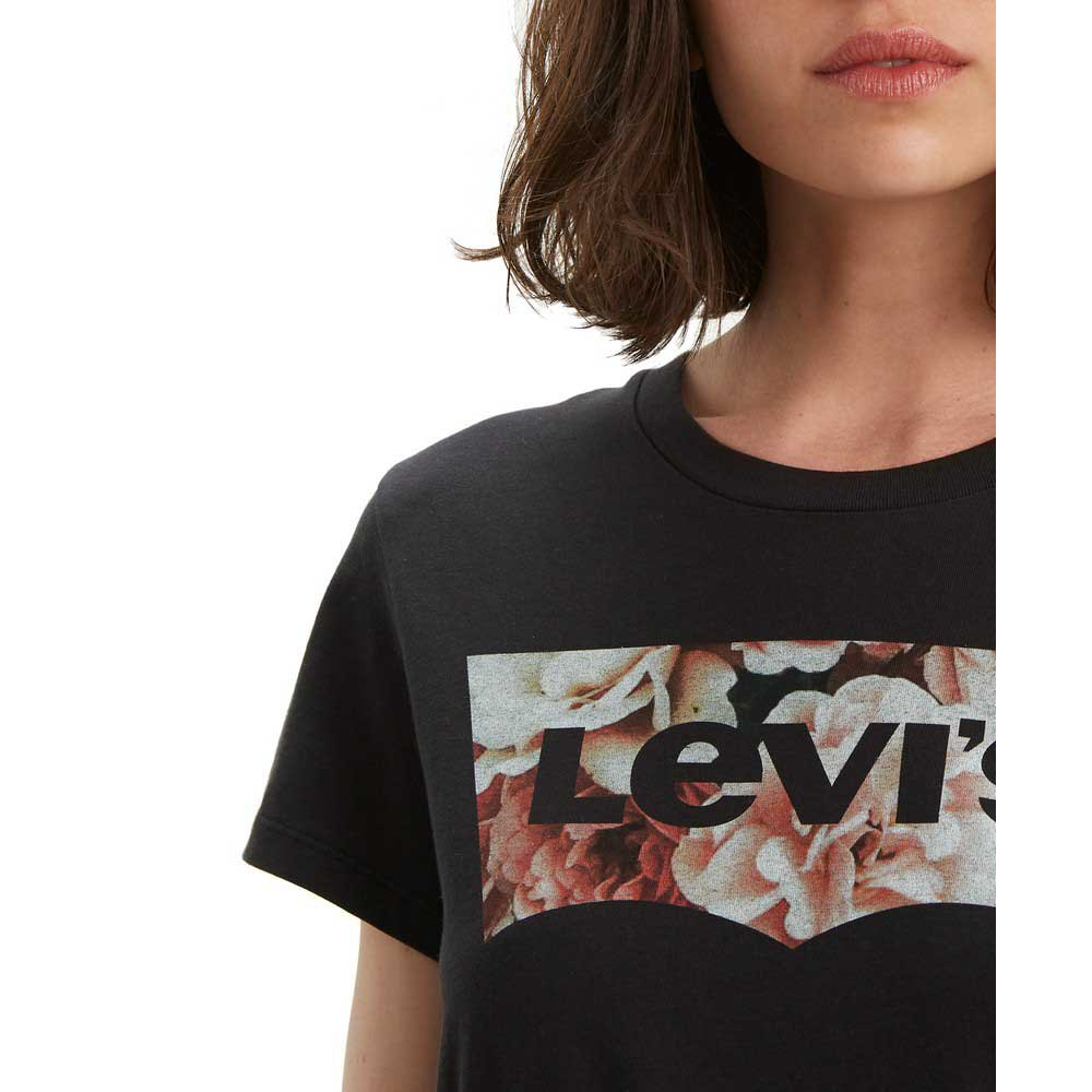T-Shirts Levi´s ® Levi´s ® The Perfect Schwarz T80927// T-Shirts Frau Schwarz