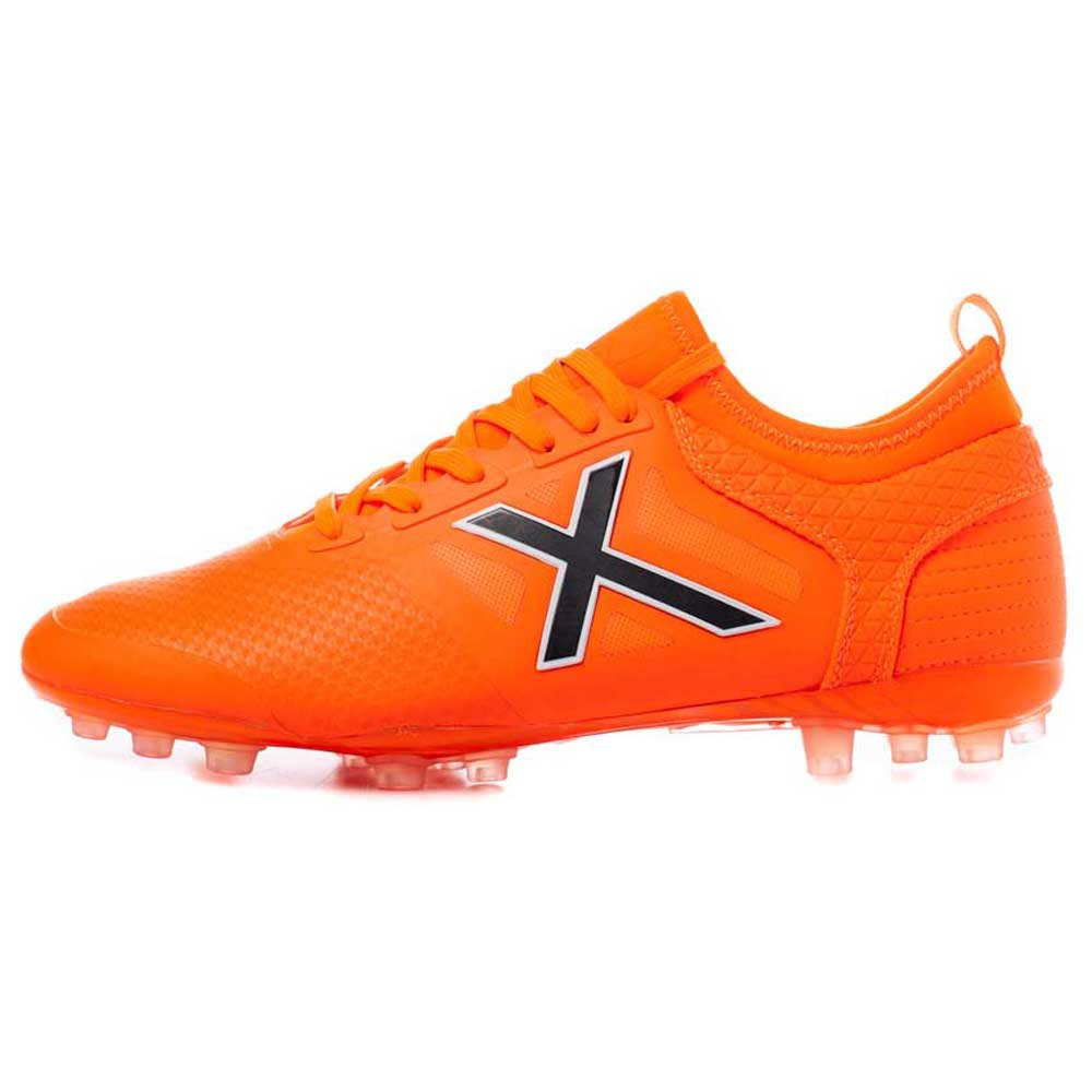 Munich Tiga Ag Football Boots EU 40 Orange / Black