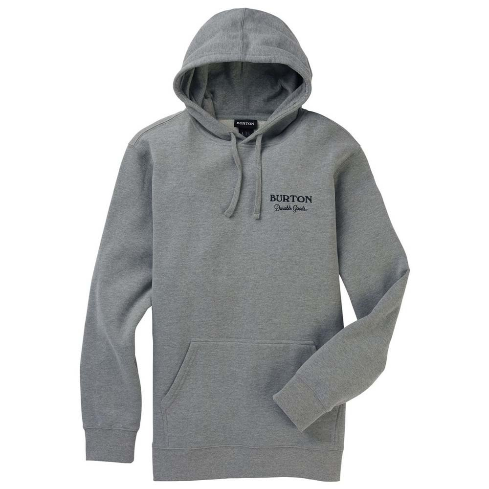 burton-durable-goods-pullover-xs-gray-heather
