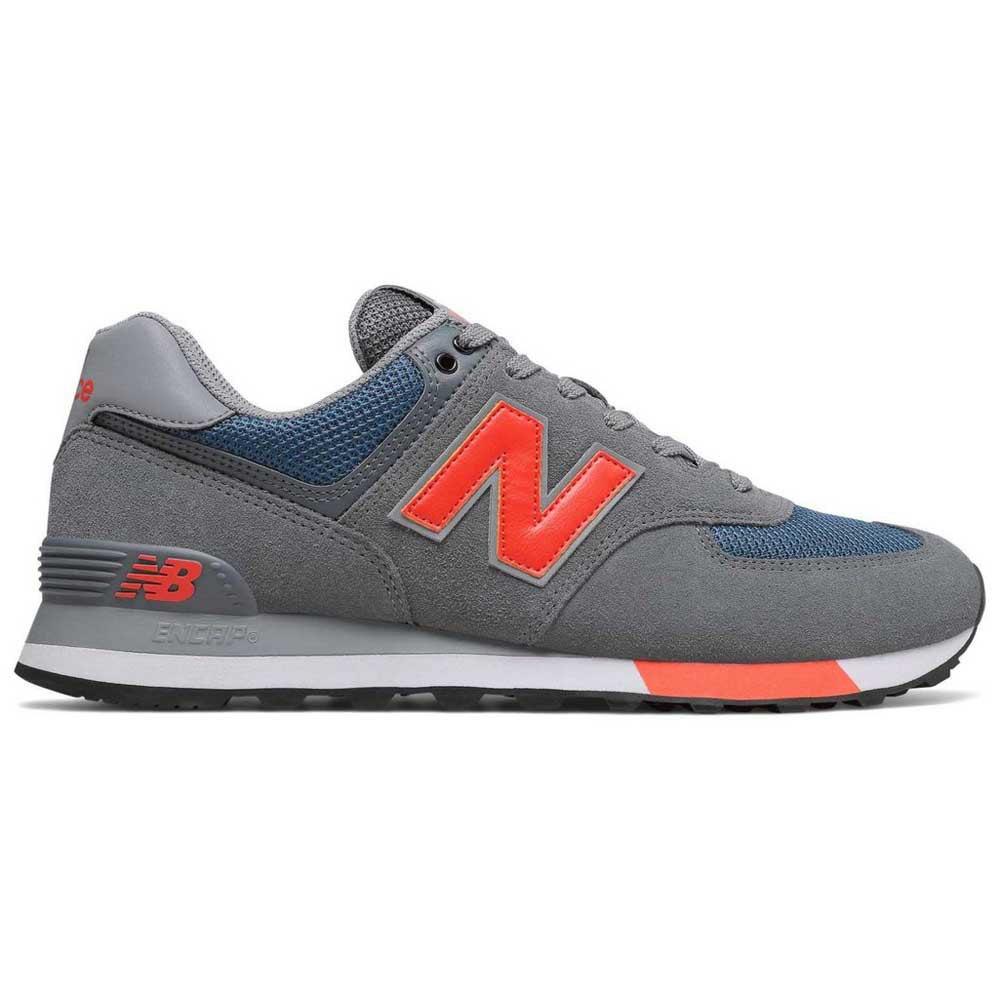 new balance 574 hombres gris