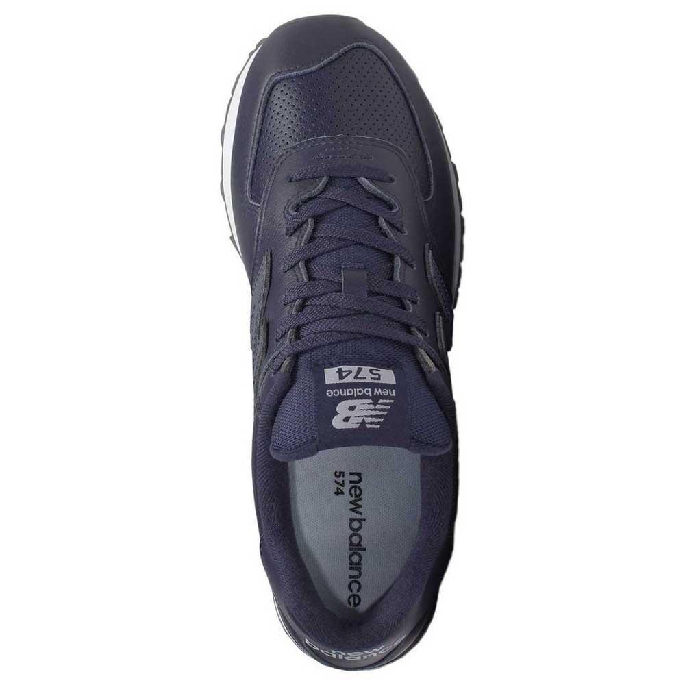 zapatilla new balance 574 azul