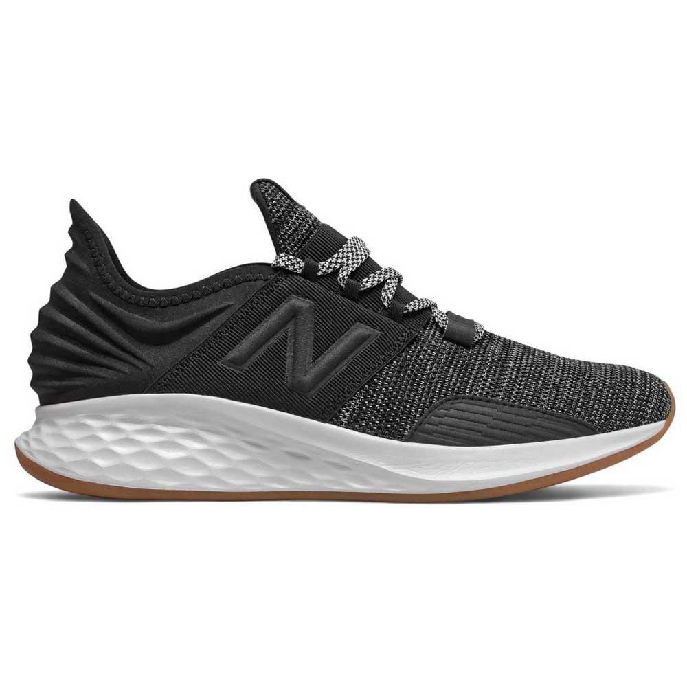 New Balance Fresh Foam Roav Knit EU 41 1/2 Black / Grey / White