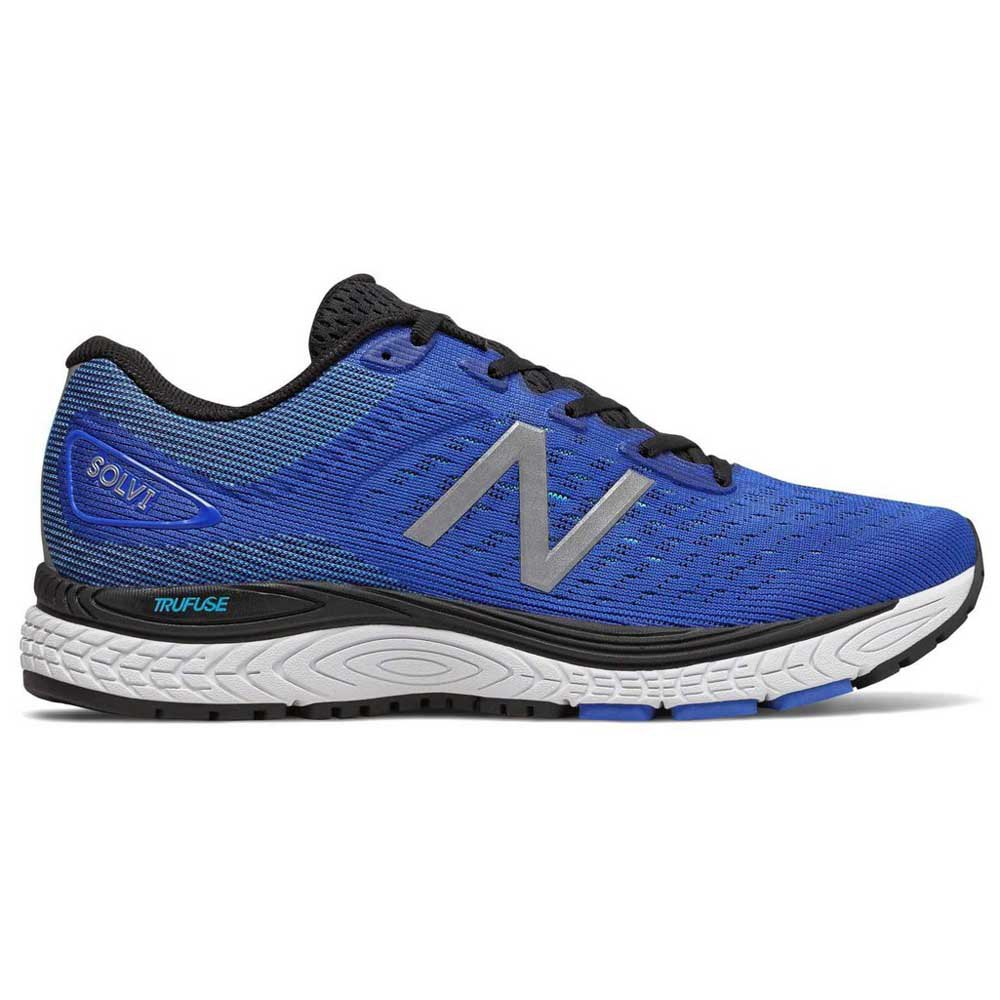 New Balance Solvi V2 EU 46 1/2 Blue / Black / White