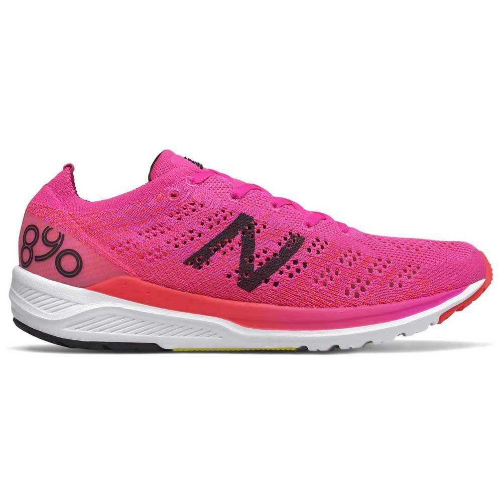 New Balance 890v7 EU 36 Pink / White
