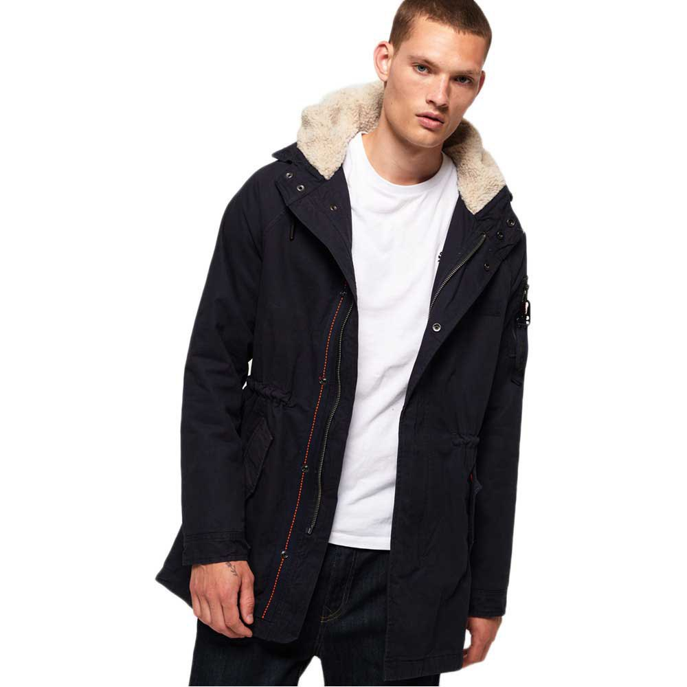 Superdry Winter Aviator XS Dark Navy