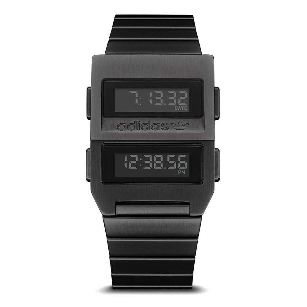Adidas Watches Archive M3 One Size All Black