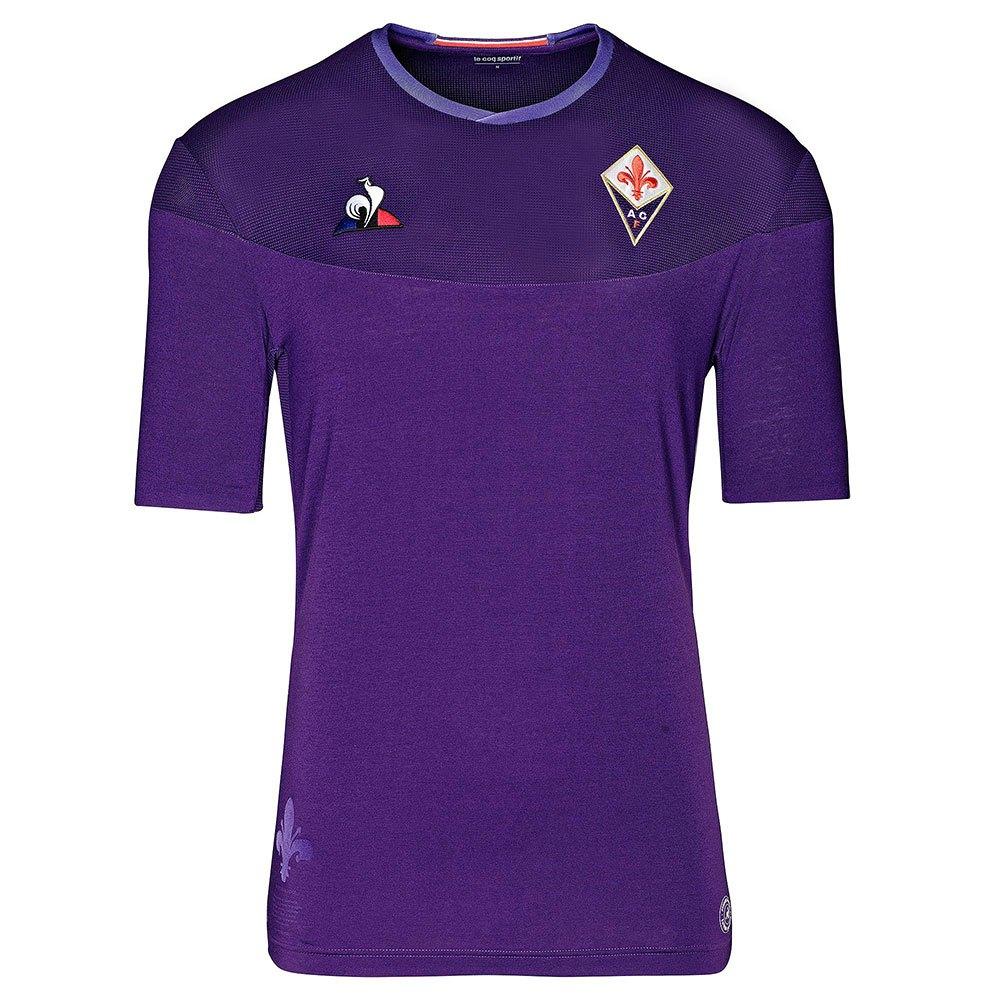 Le Coq Sportif Ac Fiorentina Home Pro No Sponsor 19/20 XS Cyber Grape / Cyber Grape Intense