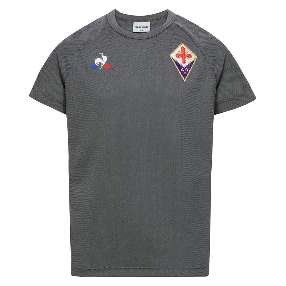 Le Coq Sportif Ac Fiorentina Training 19/20 Junior 10 Years Quiet Shade