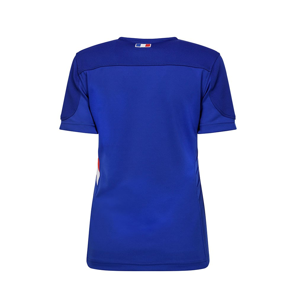 Le-Coq-Sportif-France-Xv-Home-19-20-Azul-T48749-Rugby-Unisex-Azul-Rugby miniatura 4