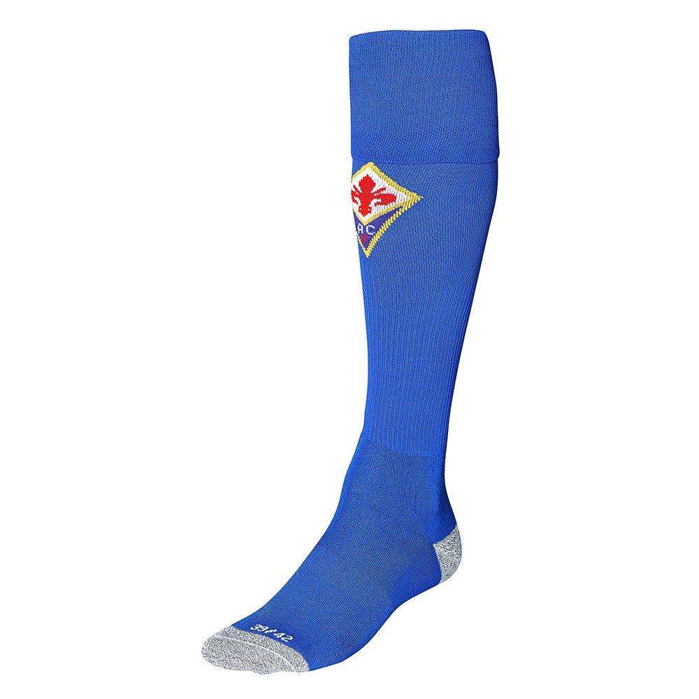 Le Coq Sportif Chaussettes Ac Fiorentina Extérieur Pro 19/20 EU 35-38 Blue Camuset