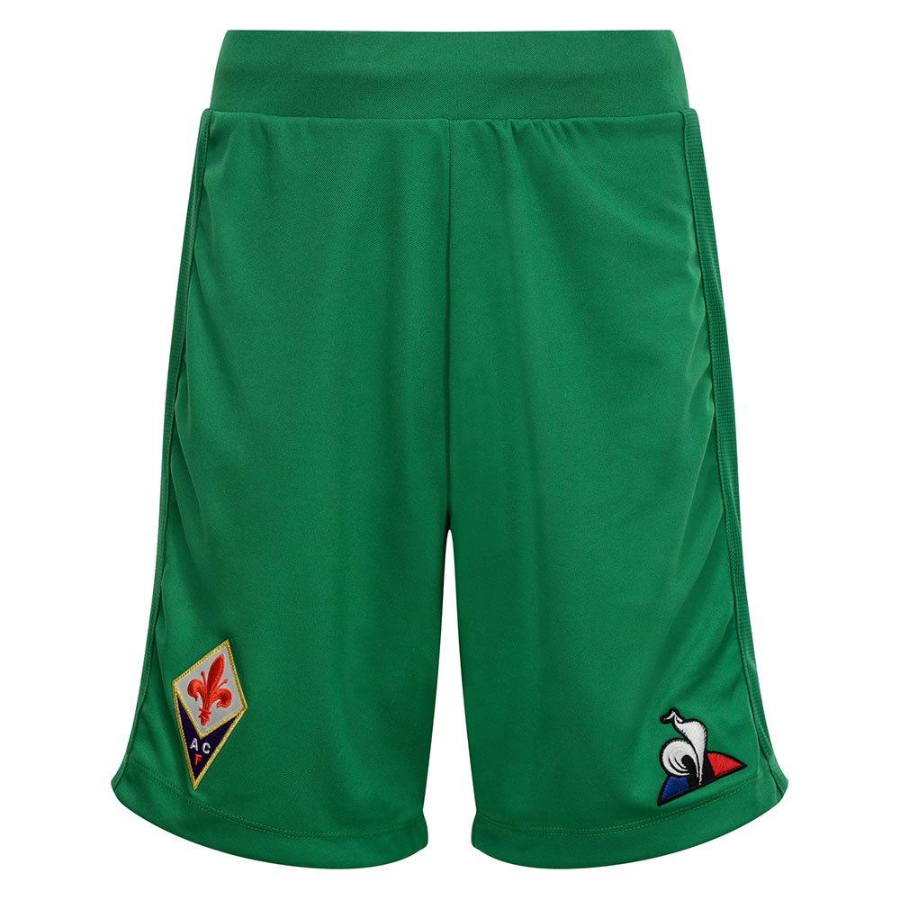 Le Coq Sportif Ac Fiorentina Away Pro 19/20 Junior 6 Years Green Drill