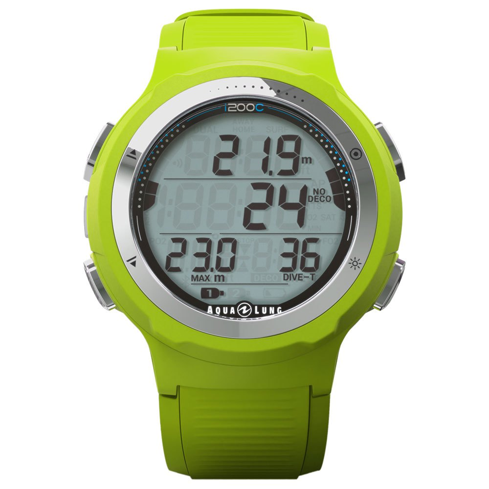 aqualung-i200c-one-size-lime