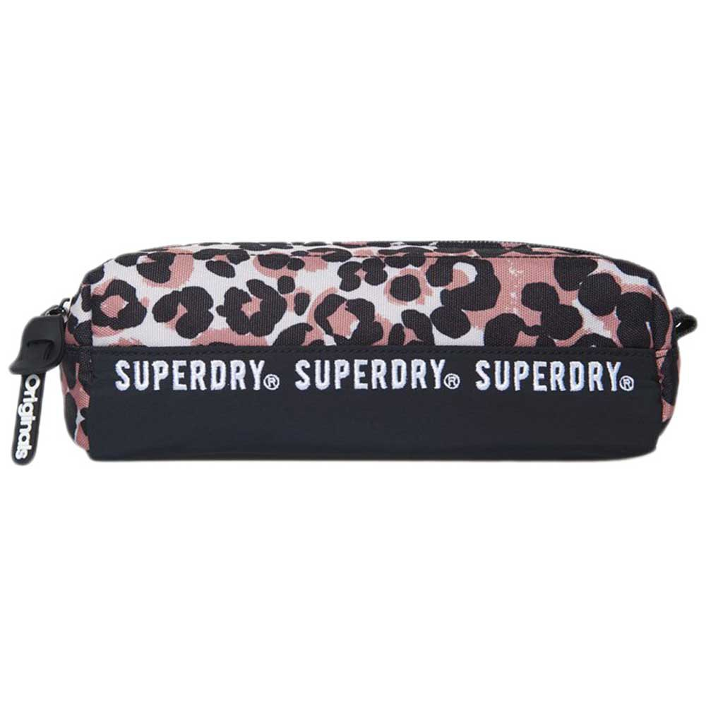 Superdry Montana One Size Brown Print