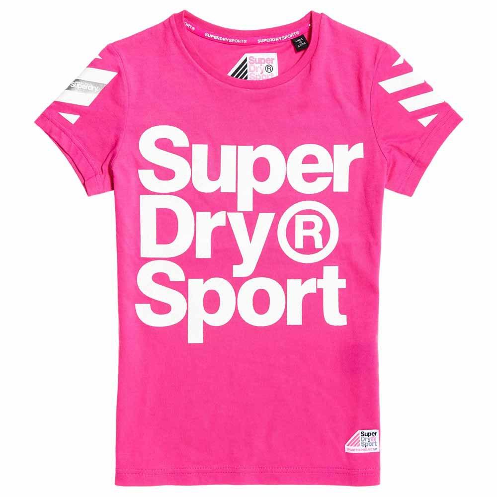 Superdry Hazard Sport S Fluro Pink