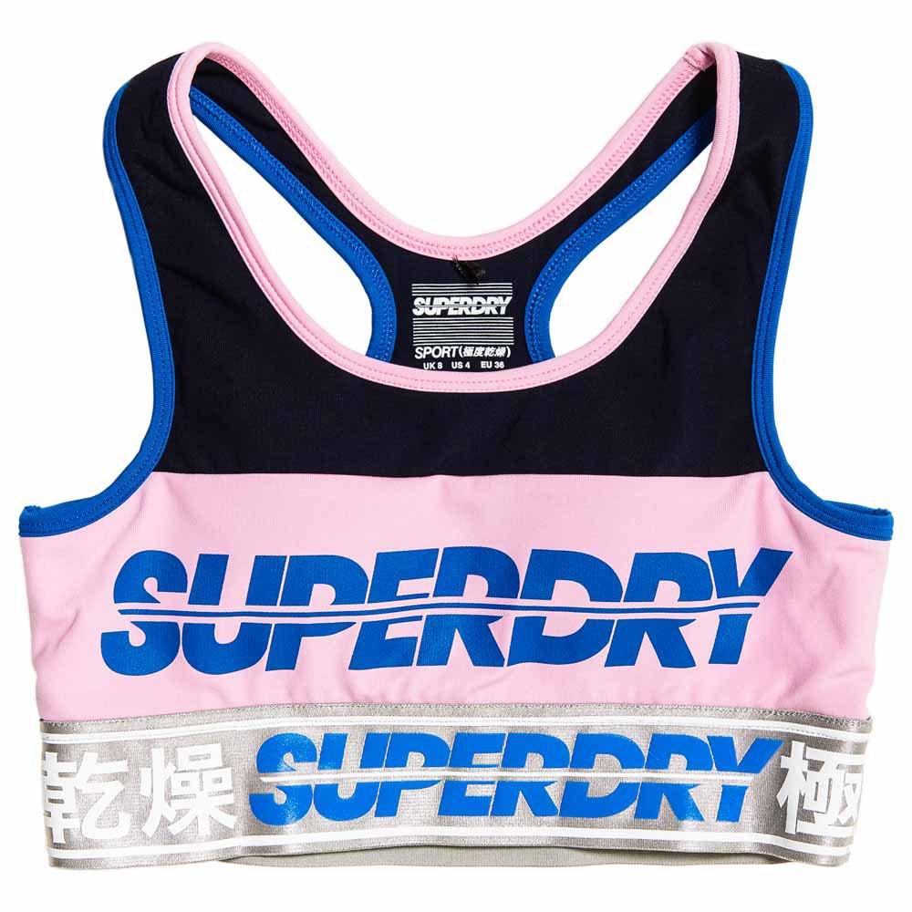 Superdry Sport Sprint Workout L Dark Navy