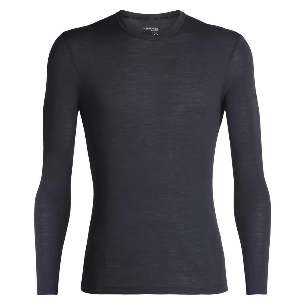 Icebreaker 175 Everyday Crew Long Sleeve T-shirt S Monsoon