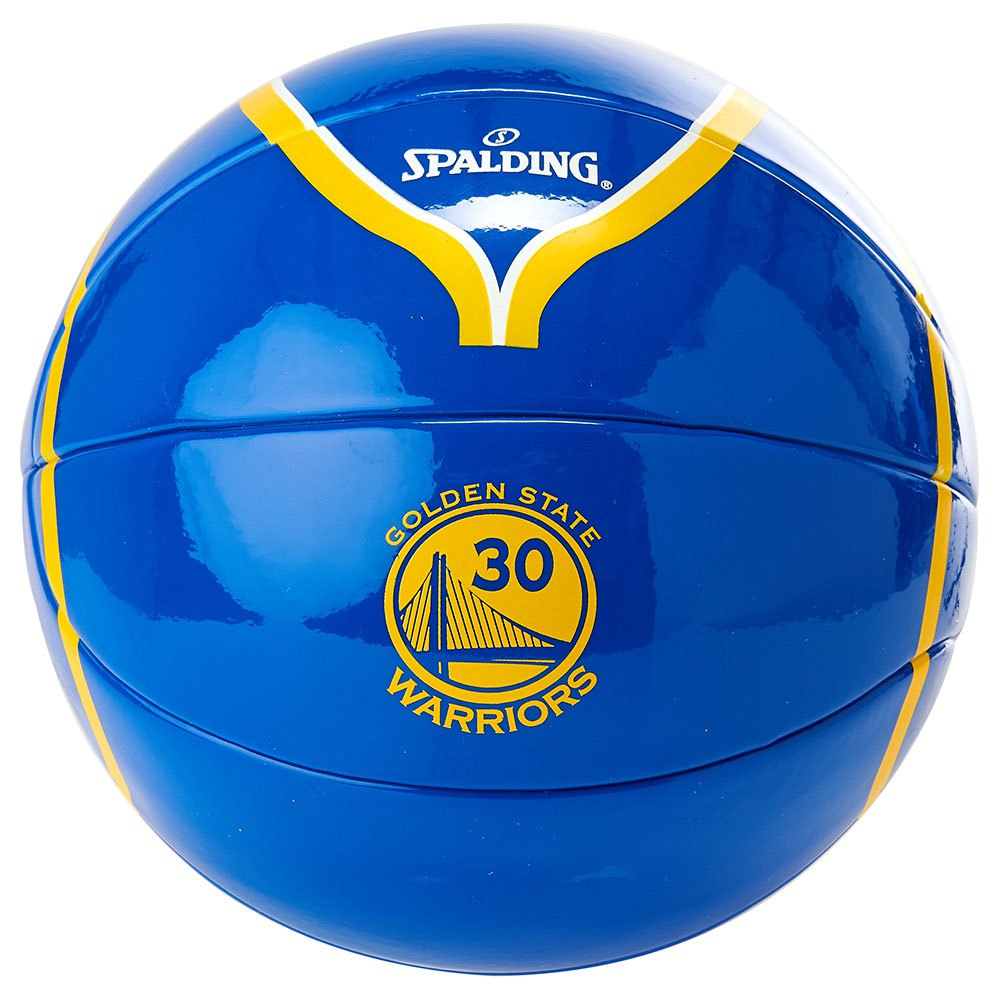 Spalding Nba Player Stephen Curry 1.5 Blue / Yellow