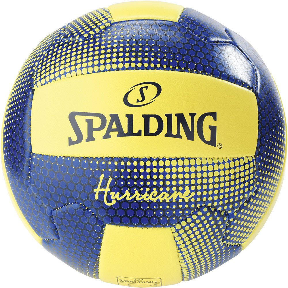 Spalding Hurricane 5 Yellow / Blue