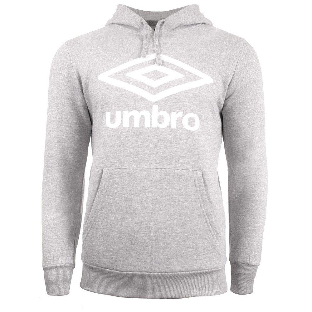 Umbro Sweat À Capuche Large Logo XL Grey
