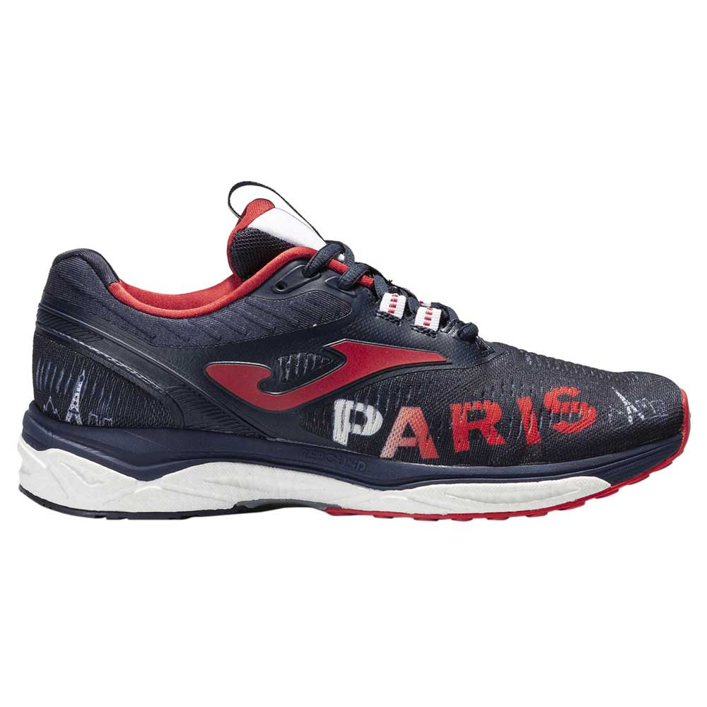 Joma Super Cross Les 20 Km De Paris EU 40 1/2 Navy