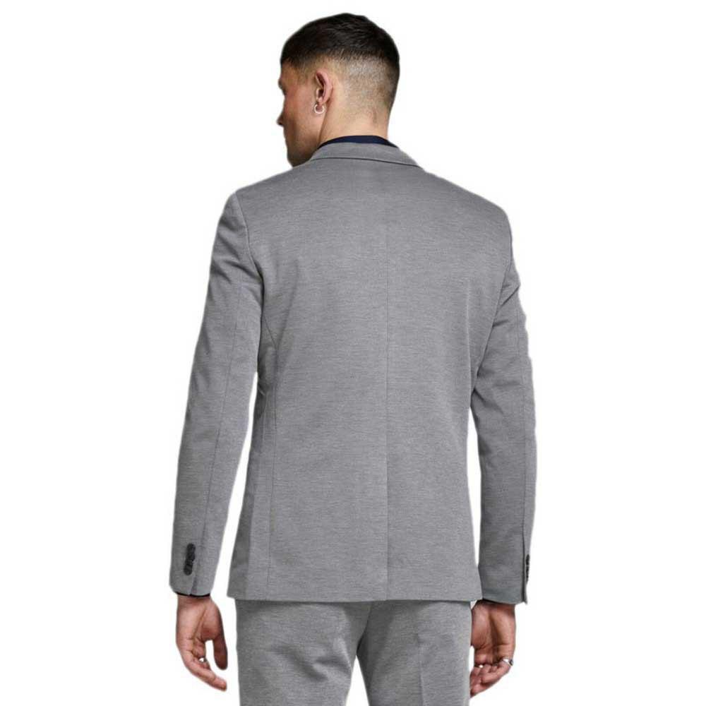Jack-amp-Jones-Steven-Grey-T83248-Blazers-Male-Grey-Blazers-Jack-amp-jones thumbnail 8