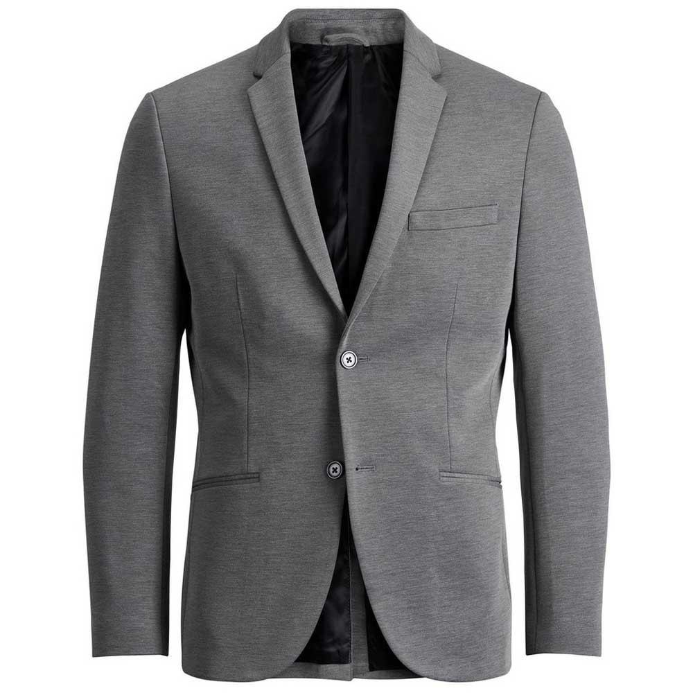 Jack-amp-Jones-Steven-Grey-T83248-Blazers-Male-Grey-Blazers-Jack-amp-jones thumbnail 9