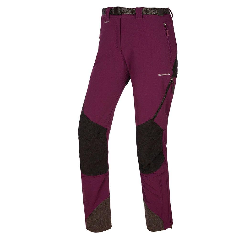 Trangoworld Uhsi Extreme Dv Pants Regular L Grape Wine