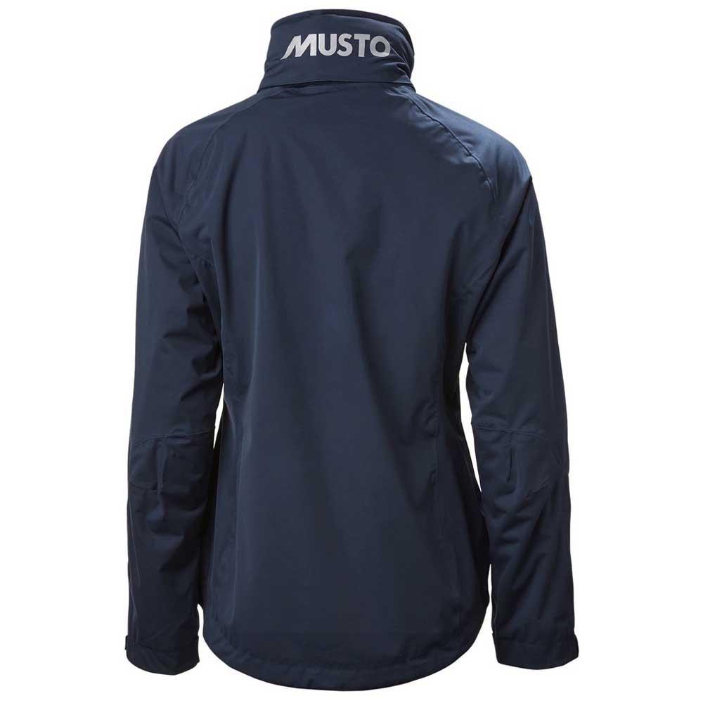 Musto-Training-Br2-Blu-T55030-Giacche-Donna-Blu-Giacche-Musto-nautica miniatura 8