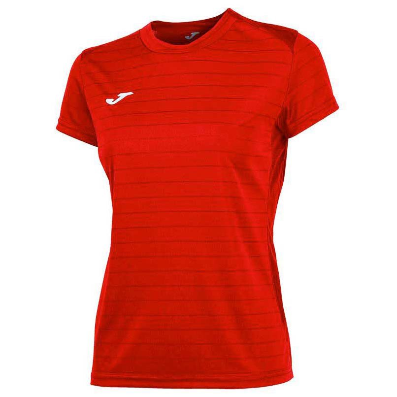 Joma T-shirt Manche Courte Campus Il 11-12 Years Red