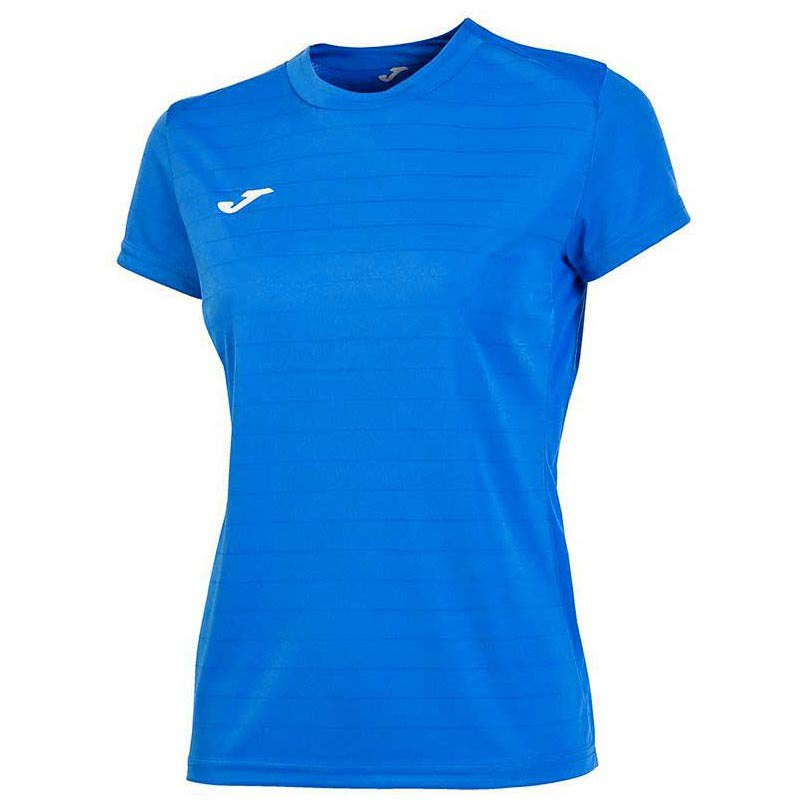 Joma T-shirt Manche Courte Campus Il 11-12 Years Royal