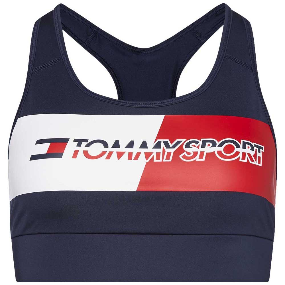 Tommy Hilfiger Sportswear Racerback Sports Impact Moyen M Navy