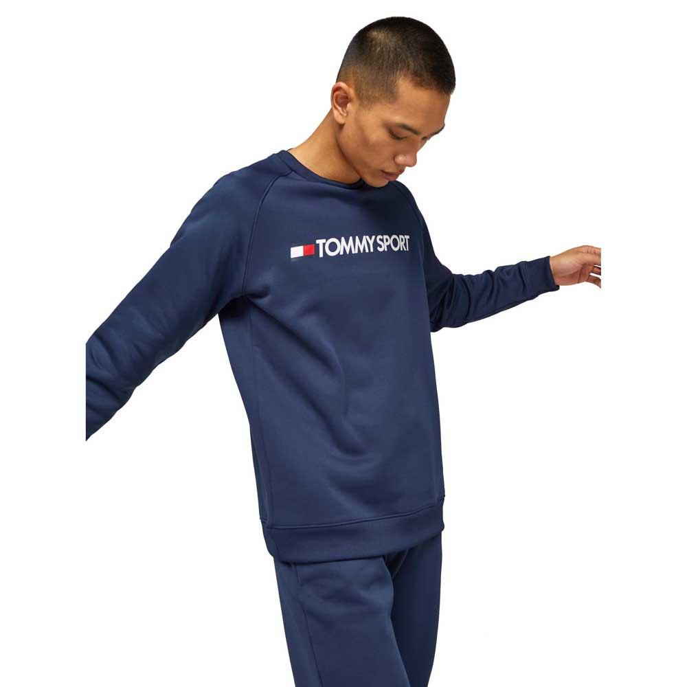 pullover-fleece-logo-crew-neck