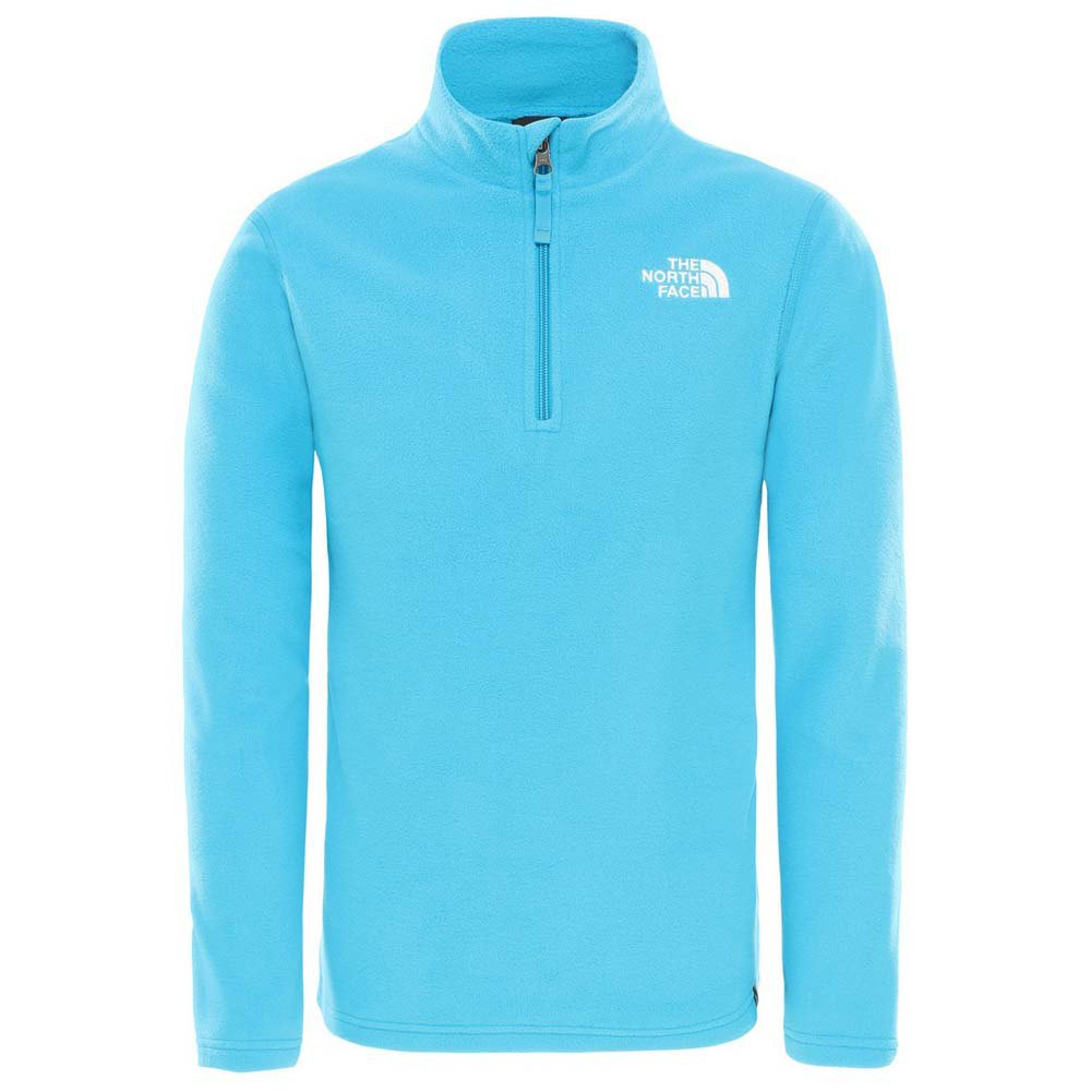 the-north-face-glacier-1-4-zip-xl-acoustic-blue
