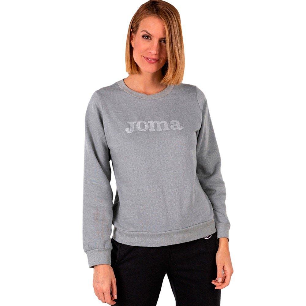Joma Sweatshirt Symi L Light Grey Melange