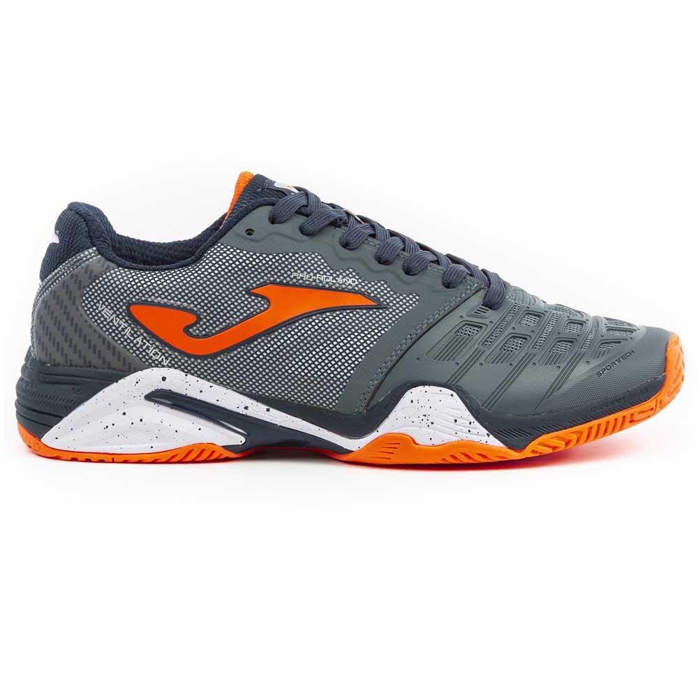 Joma Pro Roland Clay EU 39 Grey / Orange