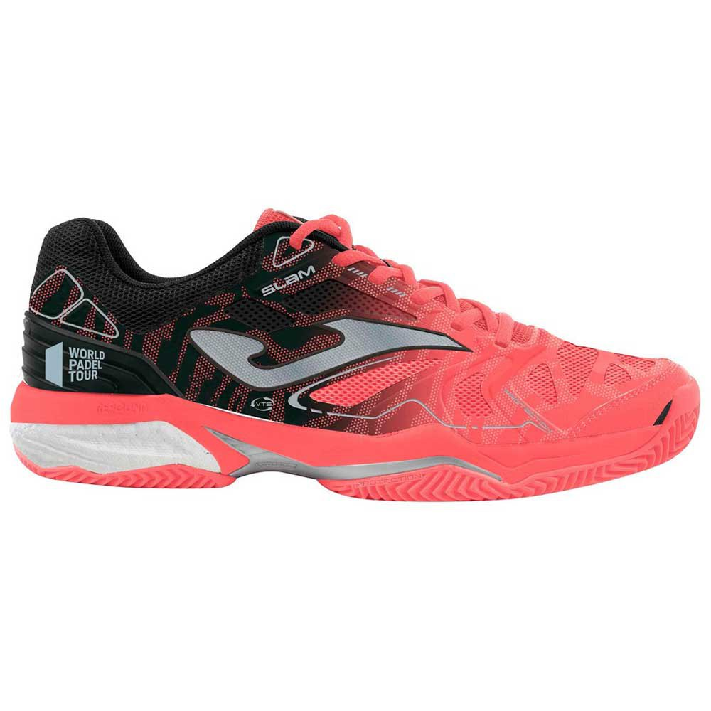 Joma Slam Clay EU 41 Coral / Black