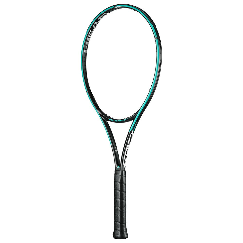 Head Racket Graphene 360+ Gravity Tour Unstrung 2 Black / Turquoise / Red