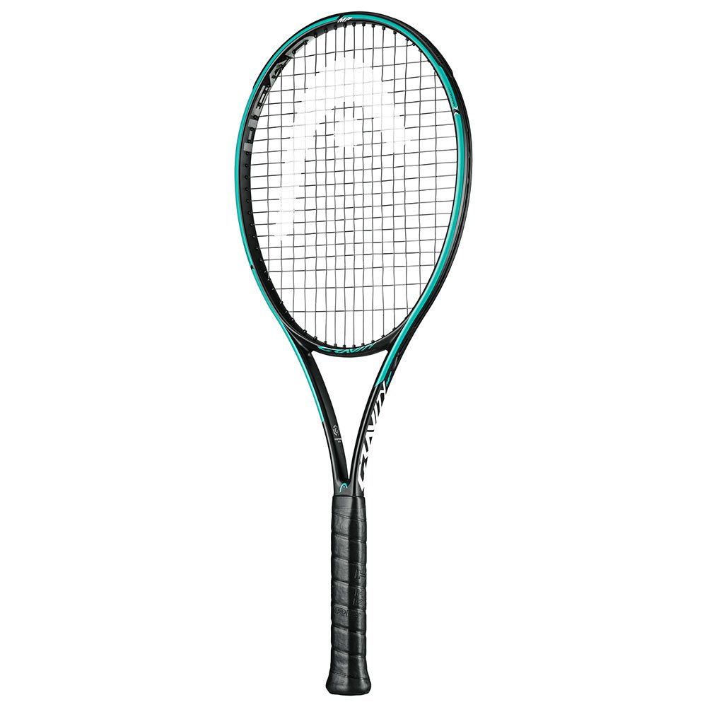 Head Racket Graphene 360+ Gravity Mp 2 Black / Turquoise