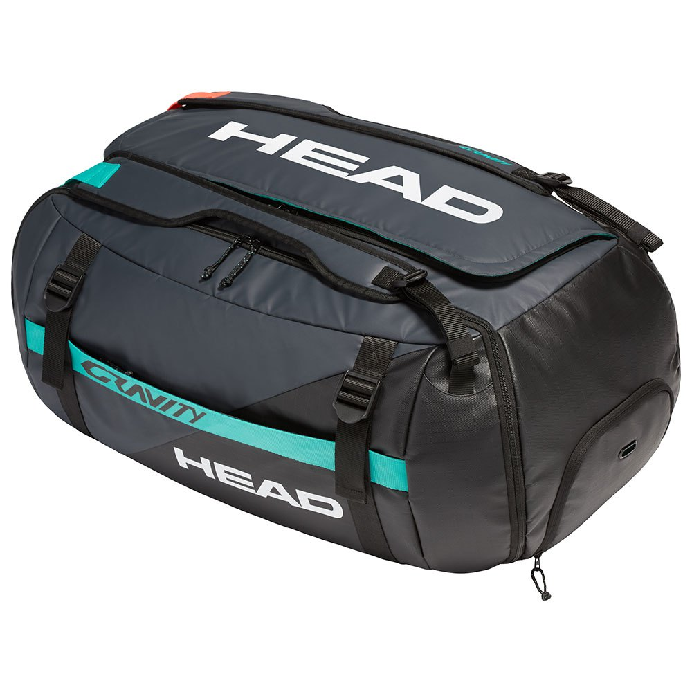Head Racket Gravity Duffle One Size Black / Teal