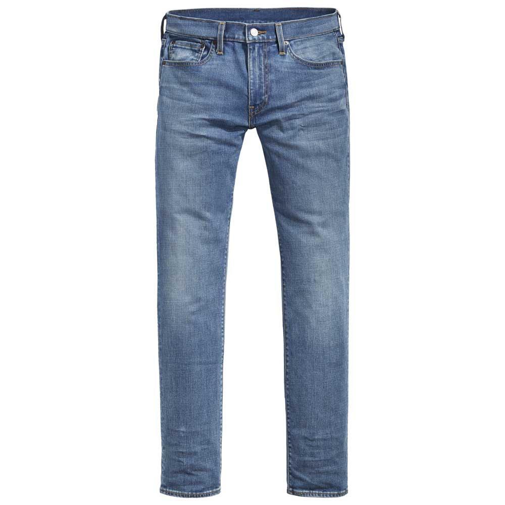 Levi-s-511-Slim-Fit-Gris-T47291-Pantalons-Homme-Gris-Pantalons-Levi-s miniature 8