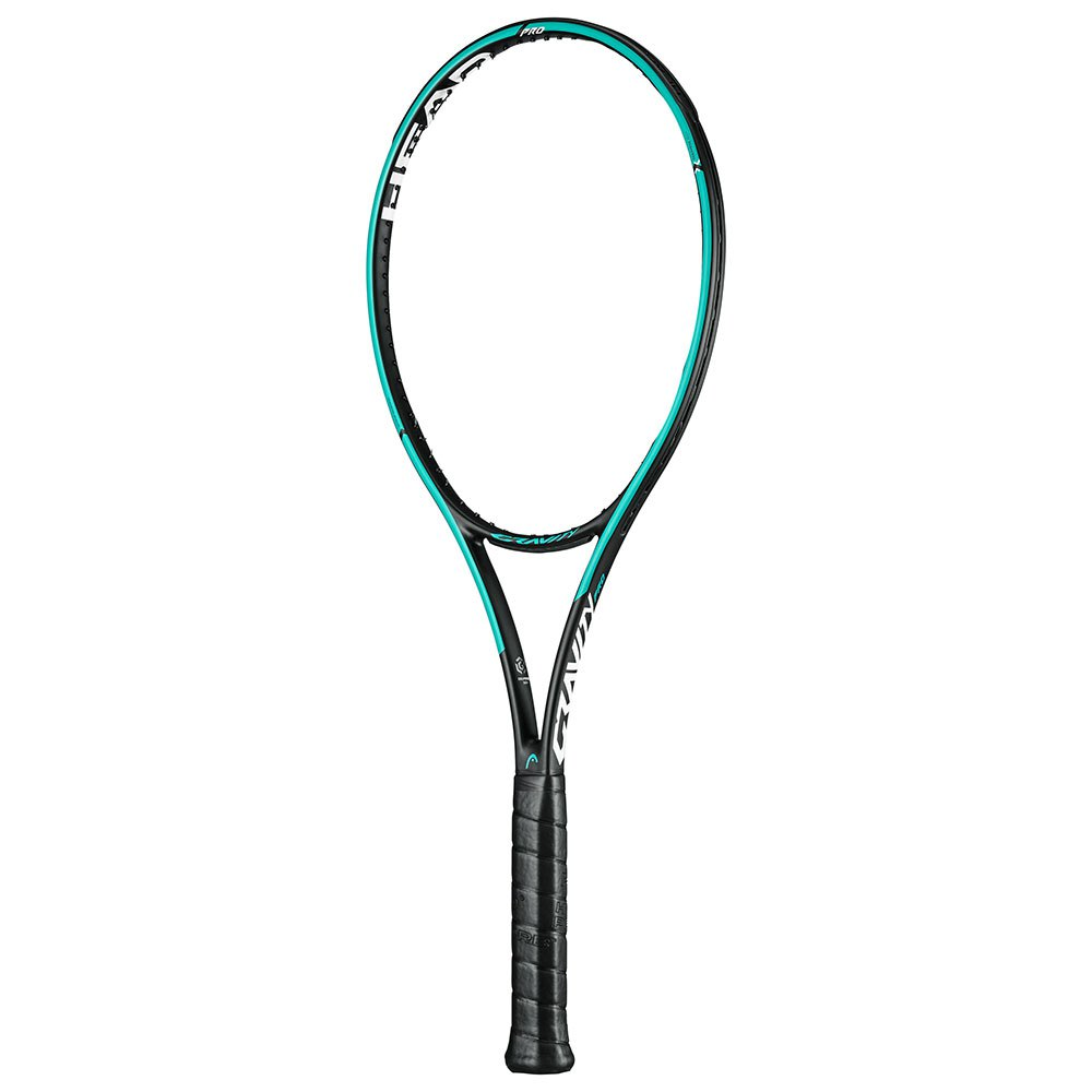 Head Racket Graphene 360+ Gravity Pro Unstrung 2 Black / Turquoise