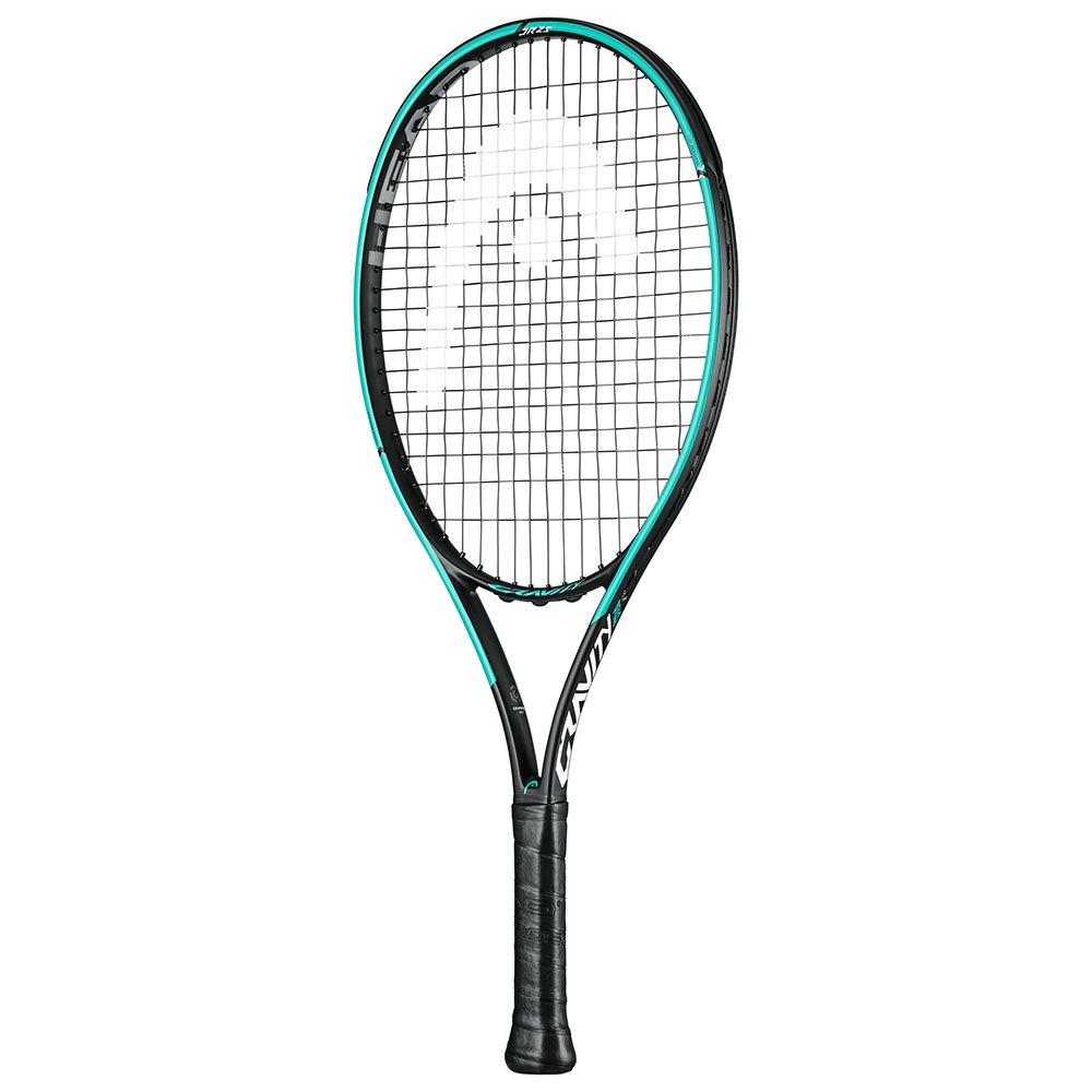 Head Racket Graphene 360+ Gravity 25 0 Black / Turquoise / Red
