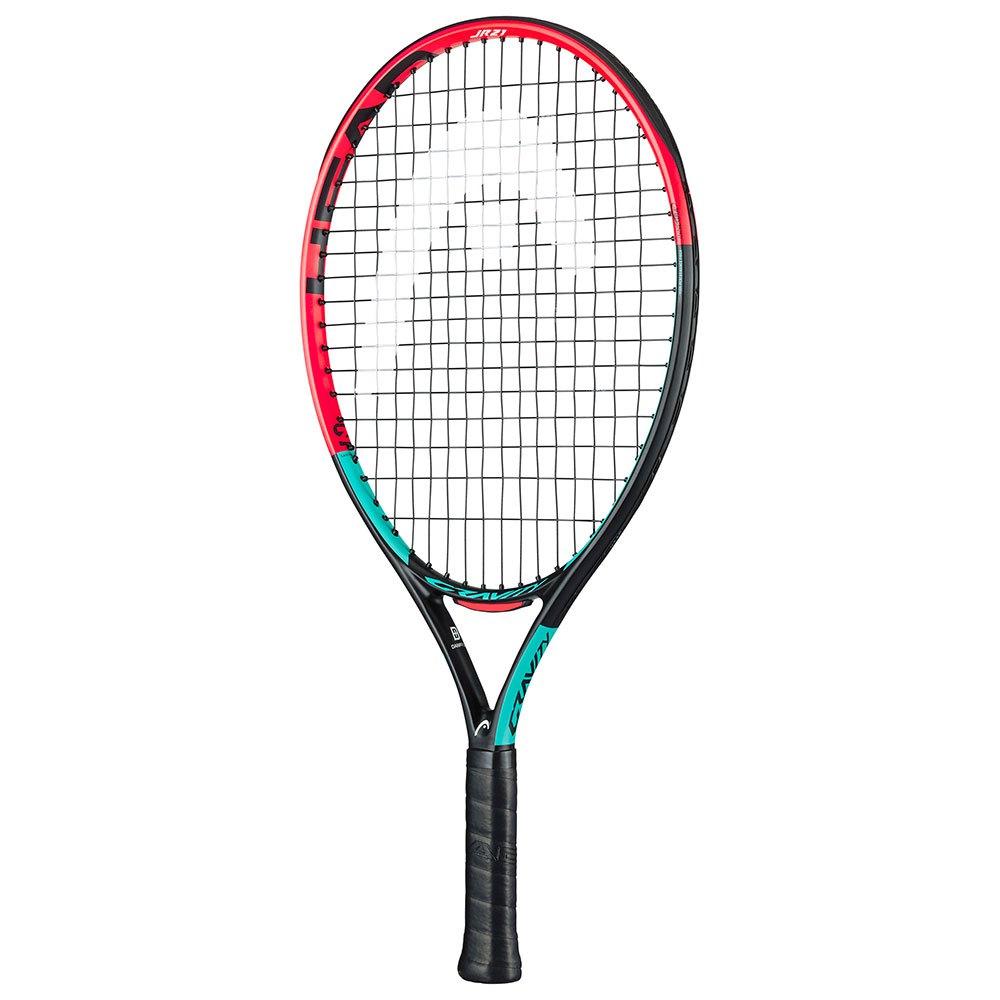 Head Racket Ig Gravity 21 5 Black / Orange / Turquoise