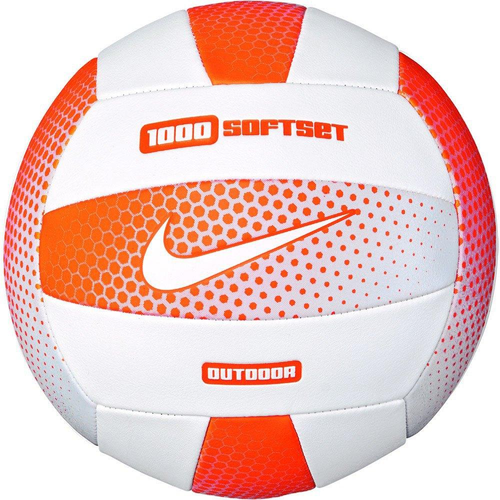 Nike Accessories Ballon Volleyball 1000 Outdoor 18p 5 White / White