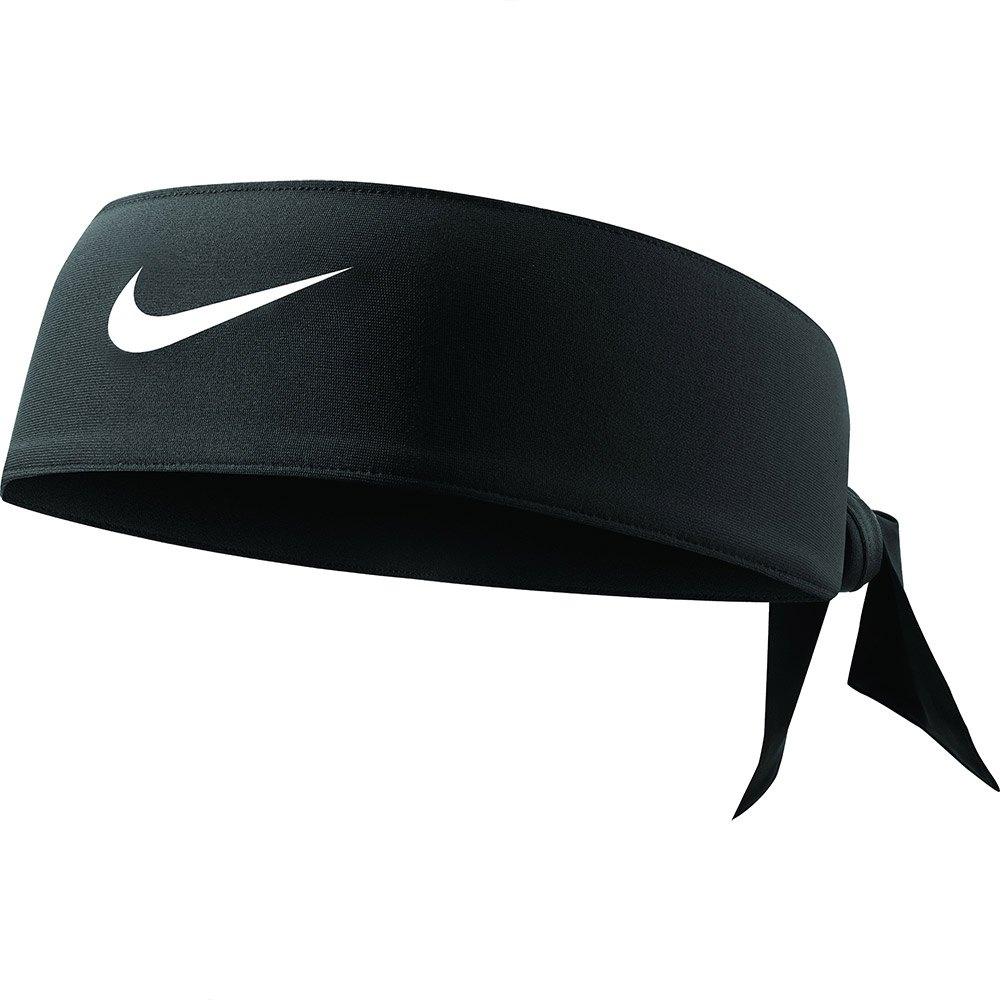 Nike Accessories Dri-fit Head Tie 3.0 One Size Black / White