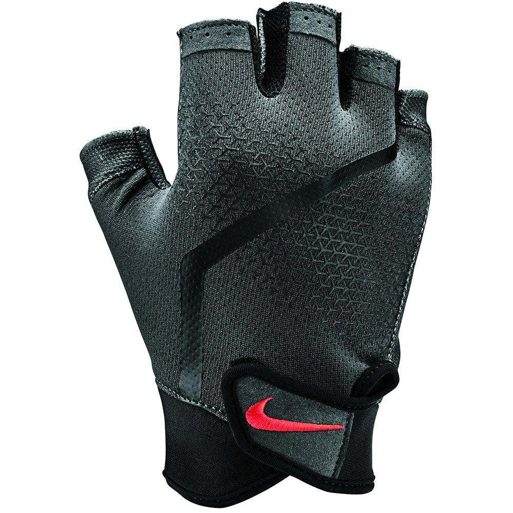 Nike Accessories Gants Entraînement Extreme Fitness S Grey / Black / Red