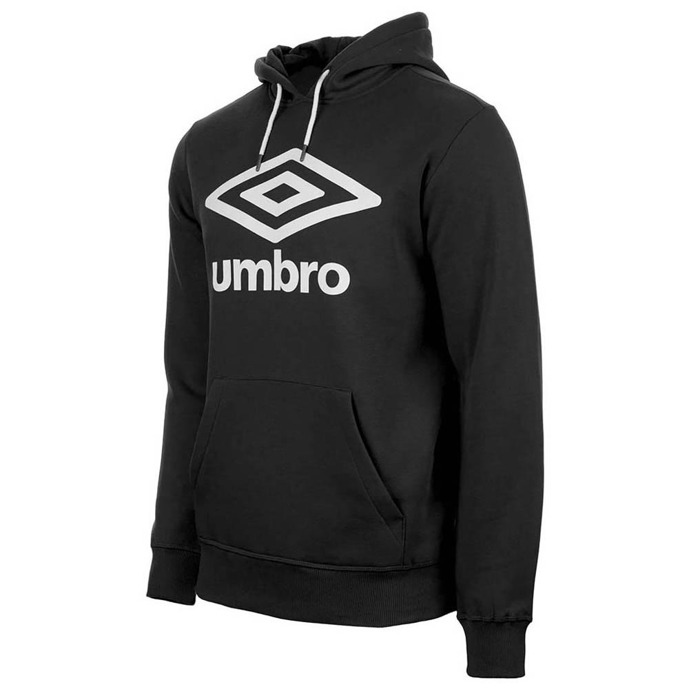Umbro Sweat À Capuche Large Logo Oh S Black