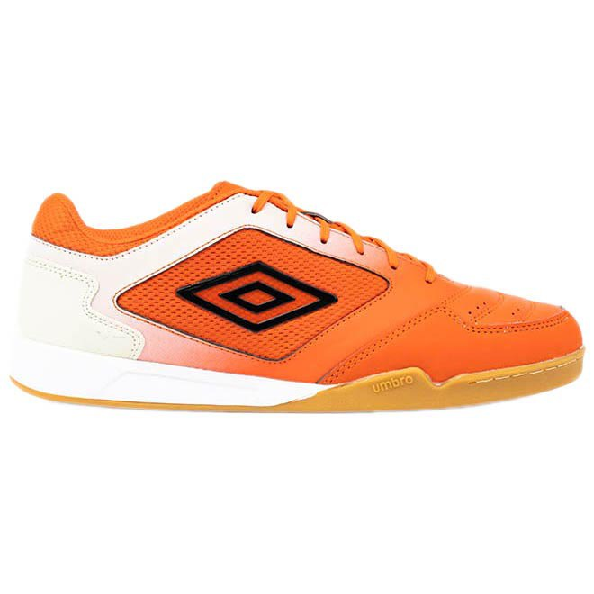 Umbro Chaussures Football Salle Chaleira Ii Liga EU 39 1/2 Tangerine Tango / Black / White