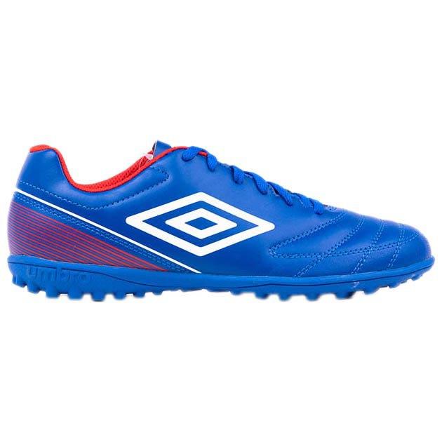 Umbro Chaussures Football Classico Vii Tf EU 40 Tw Royal / White / Vermillion