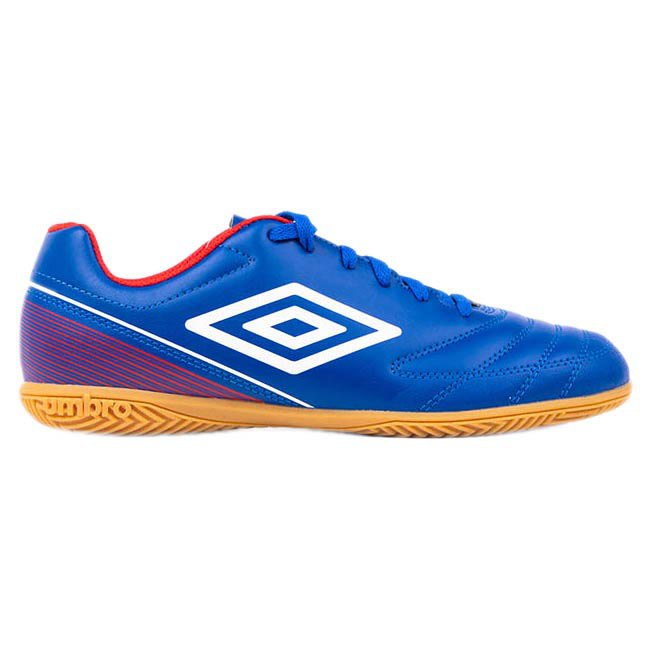Umbro Chaussures Football Salle Classico Vii Ic EU 40 Tw Royal / White / Vermillion